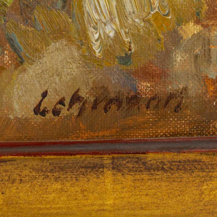 "LEHMANN, ALFRED (Stuttgart 1899-1979), ""Tenerfiffa"", - photo 3"