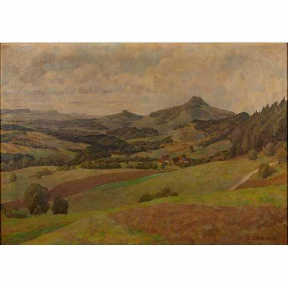 """LAIBLIN, ЭРВИН (Штутгарт 1878-?), """"Швабский"""", - фото 1"""