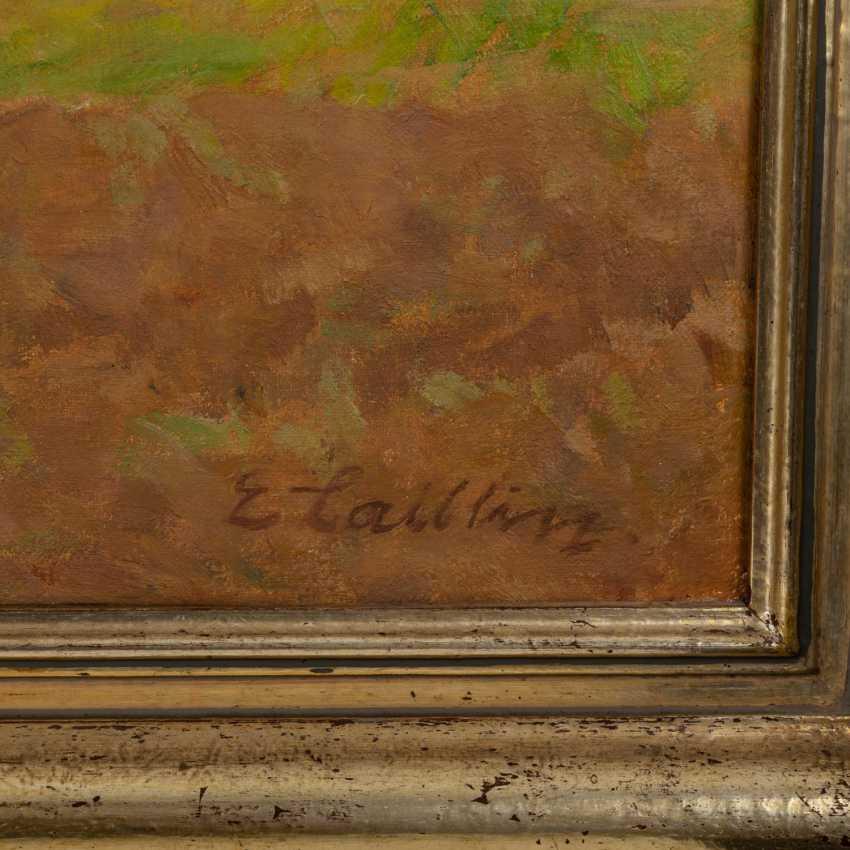 """LAIBLIN, ЭРВИН (Штутгарт 1878-?), """"Швабский"""", - фото 3"""