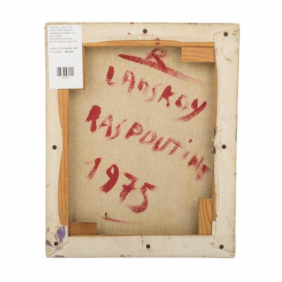 "LANSKOY, wohl André (1902-1976), ""Rasputin"", - photo 4"