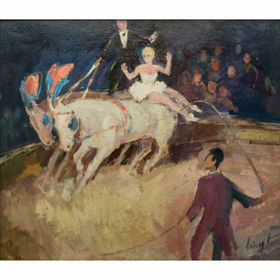 """HARTMANN, NORBERT GERD (1914-1968), """"Zirkus"""", - Foto 1"""