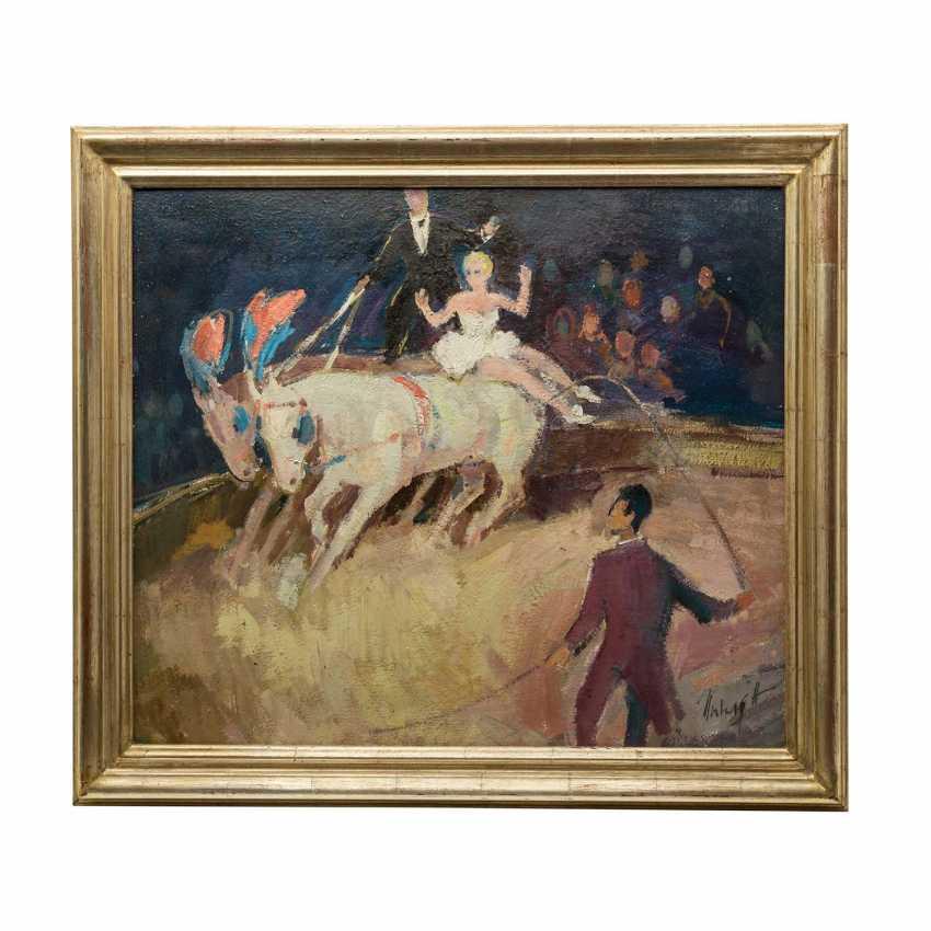 """HARTMANN, NORBERT GERD (1914-1968), """"Zirkus"""", - Foto 2"""