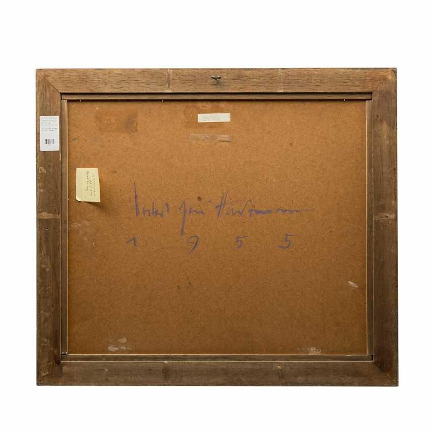 """HARTMANN, NORBERT GERD (1914-1968), """"Zirkus"""", - Foto 3"""