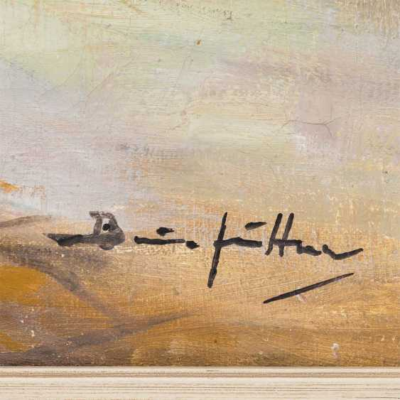 "JÜTTNER, BRUNO (1880-1965), ""crab fishermen"", - photo 3"