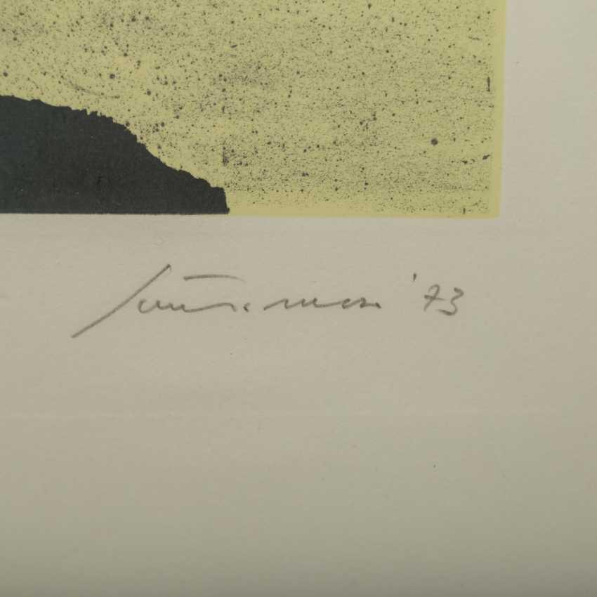 "SANTOMASO, GIUSEPPE (1907-1990), ""Story"", - photo 1"