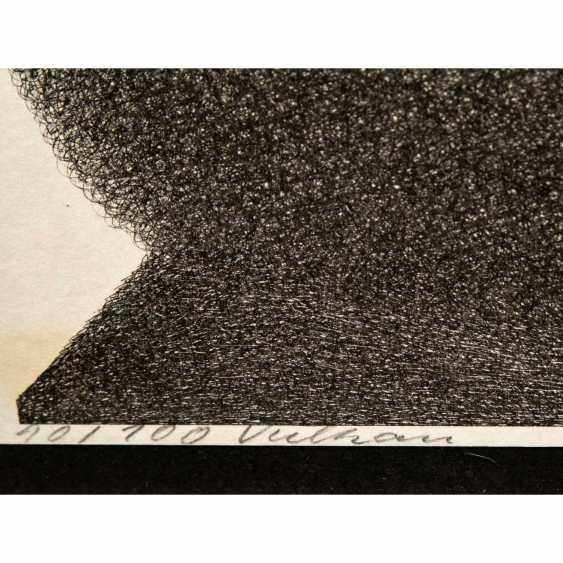 """KNAUPP, WERNER (geb. 1936), """"Vulkan"""", - Foto 4"""