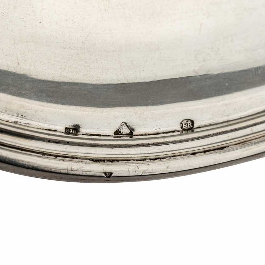 TSCHECHOSLOWAKEI rechteckiges Tablett, 20. Jahrhundert - Foto 4
