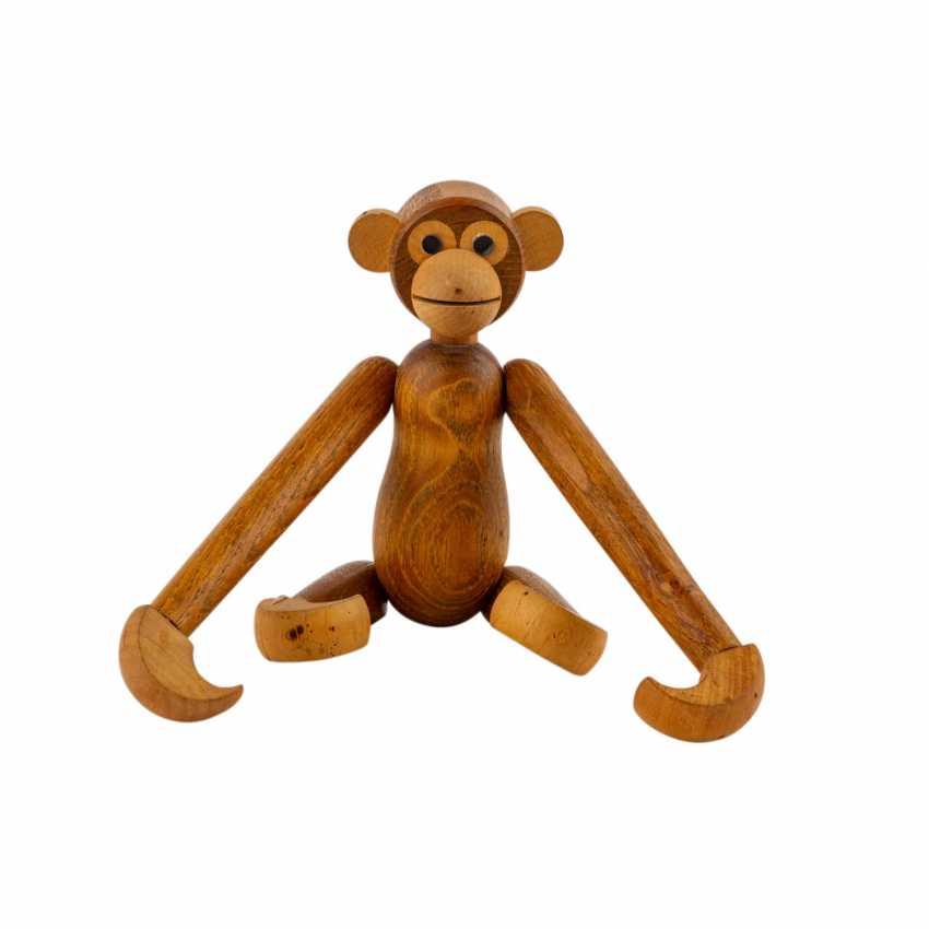 """BOJESEN, KAY ( attribuiert) """"Zwei Affen"""" - Foto 3"""