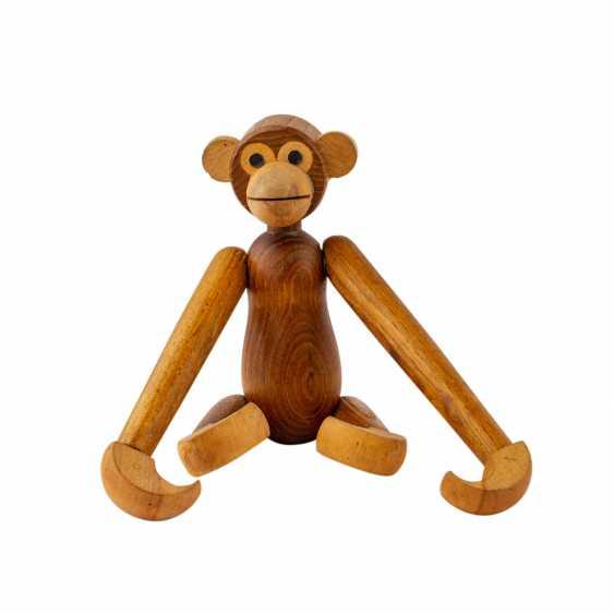 """BOJESEN, KAY ( attribuiert) """"Zwei Affen"""" - Foto 4"""