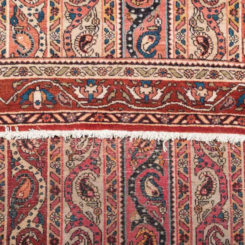 Orientteppich. PERSIEN, ca. 206x133 cm. - Foto 3