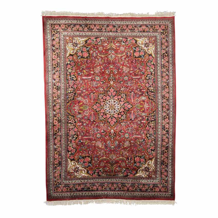 Orientteppich. BADUHI/IRAN, 1970er Jahre, ca. 336x242 cm. - Foto 1