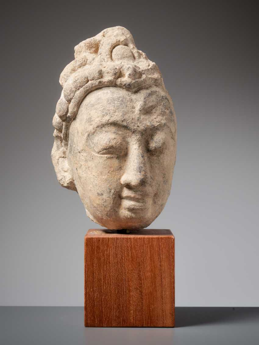 HEAD OF THE BUDDHA - photo 1