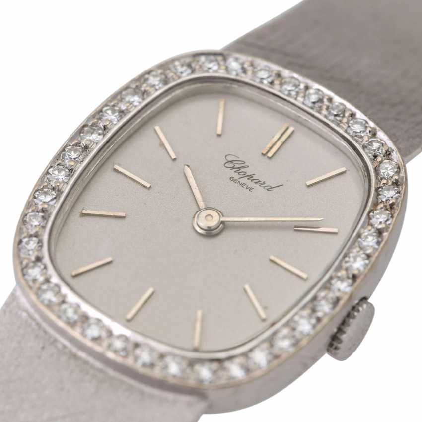 Ladies 170sWhite Vintage Chopard Gold WatchRef5092 rdWoCxBe