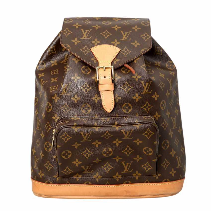6de353bb11b2 Lot 6. LOUIS VUITTON backpack