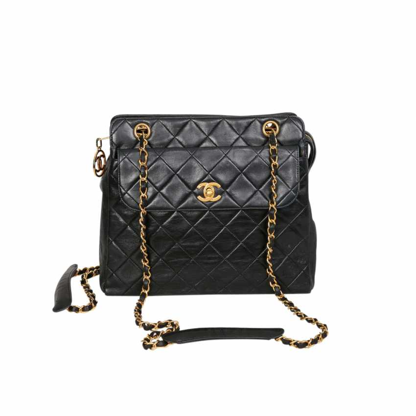 07b092cd362b37 Lot 16. CHANEL VINTAGE shoulder bag, collection 2012/2013. from the ...