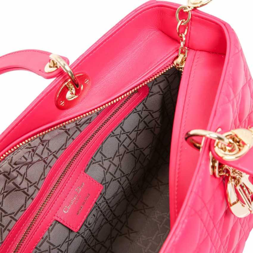 886220fc539d Lot 53. CHRISTIAN DIOR handle bag the