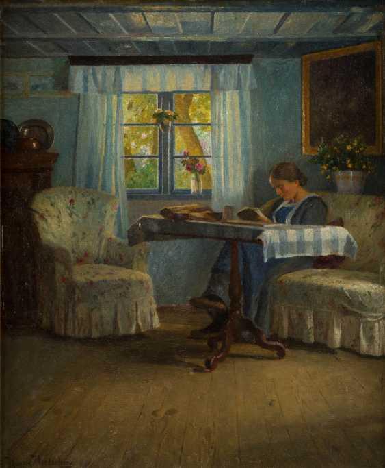 ХЕНРИК Северная гора 1857 Asarum - 1928 Дюссельдорф - фото 1