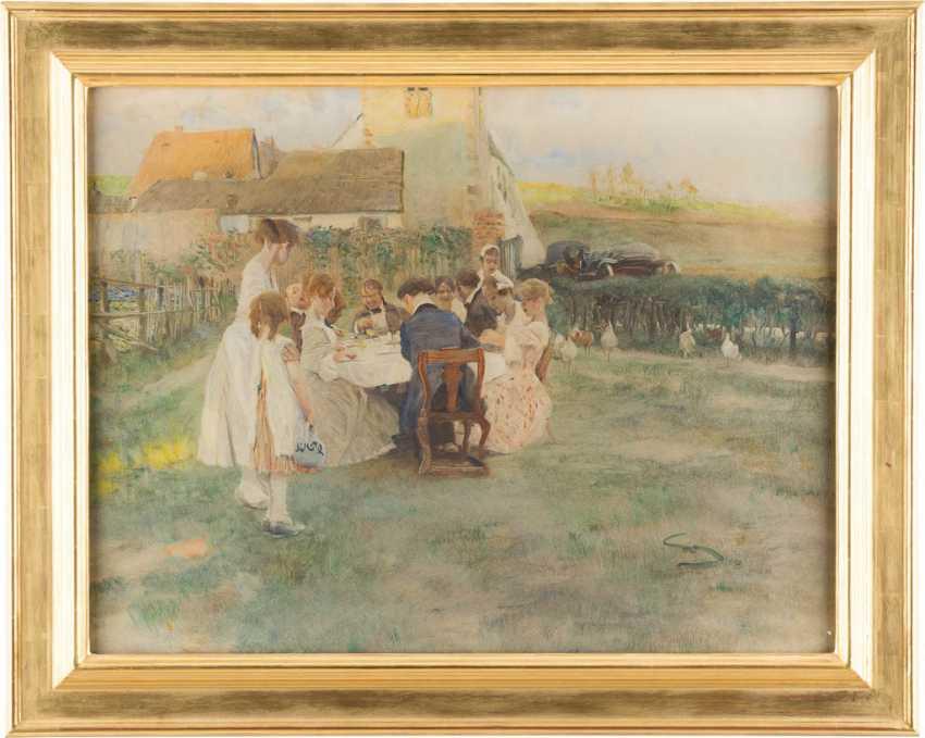ВИЛЬГЕЛЬМ SCHREUER 1866 Везель - 1933 Дюссельдорф - фото 2
