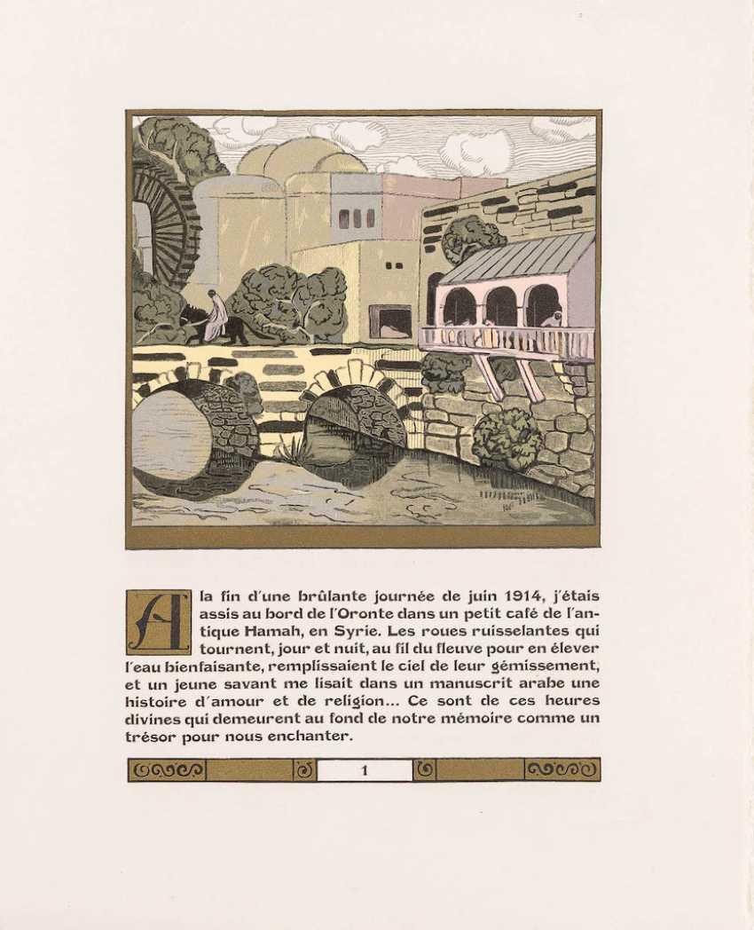 МОРИС БАРРЕС 1862 Прелести - 1923 Neuilly-sur-Seine САД НА ОРОНТ - фото 2
