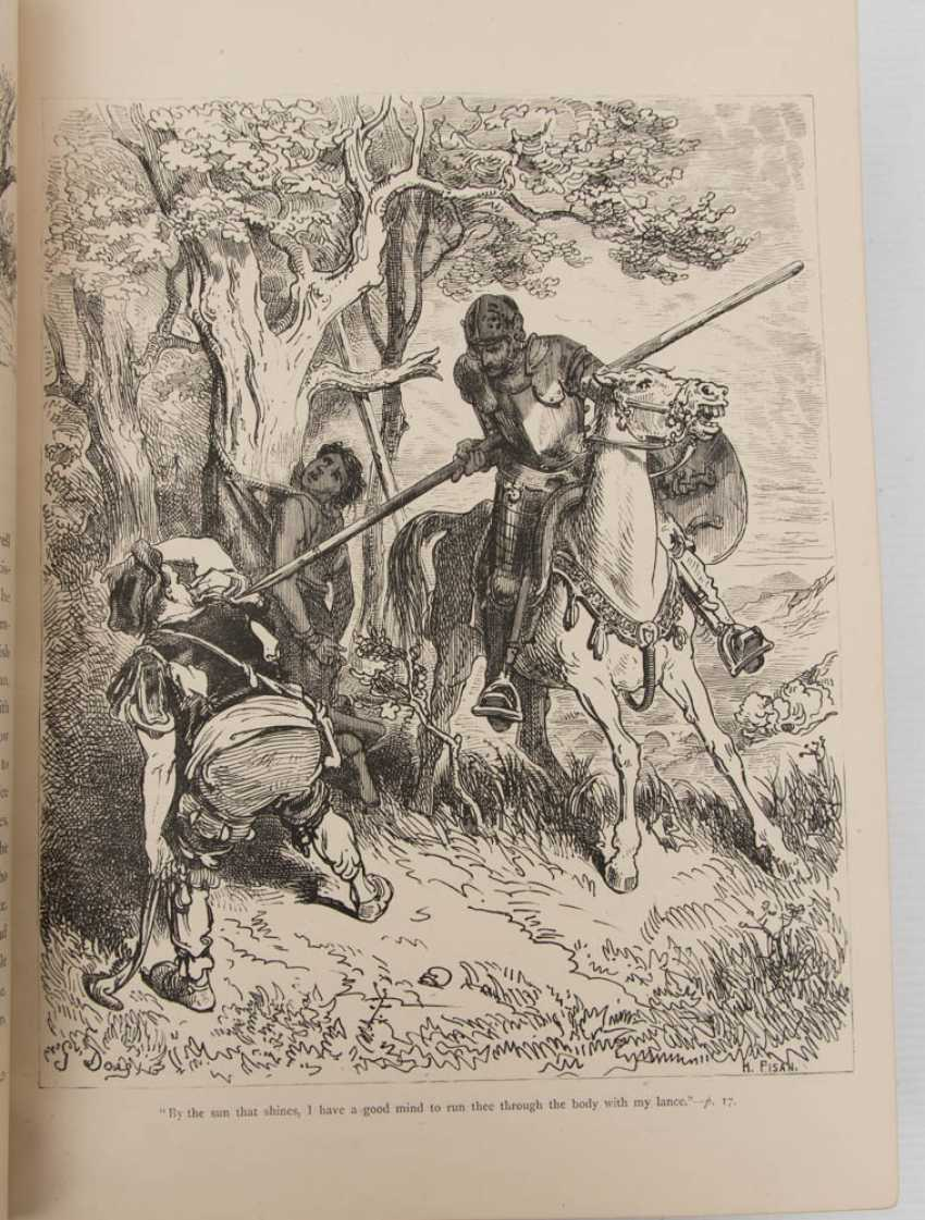 Картинка дон кихот сервантес