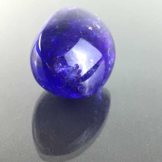 Except great, big tanzanite: 118 carat, very well-honed. - photo 3