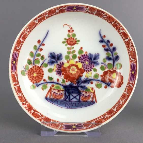 Rare Cup: Meissen Porcelain, 1730 - 1735. Table pattern. Very rare and very good. - photo 2