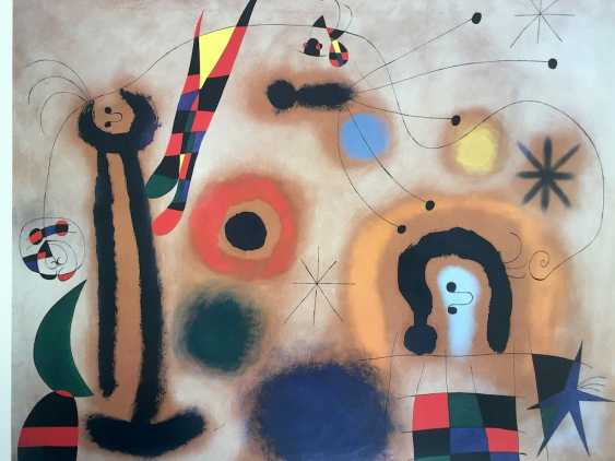 Joan Miró: Constellations. - photo 1