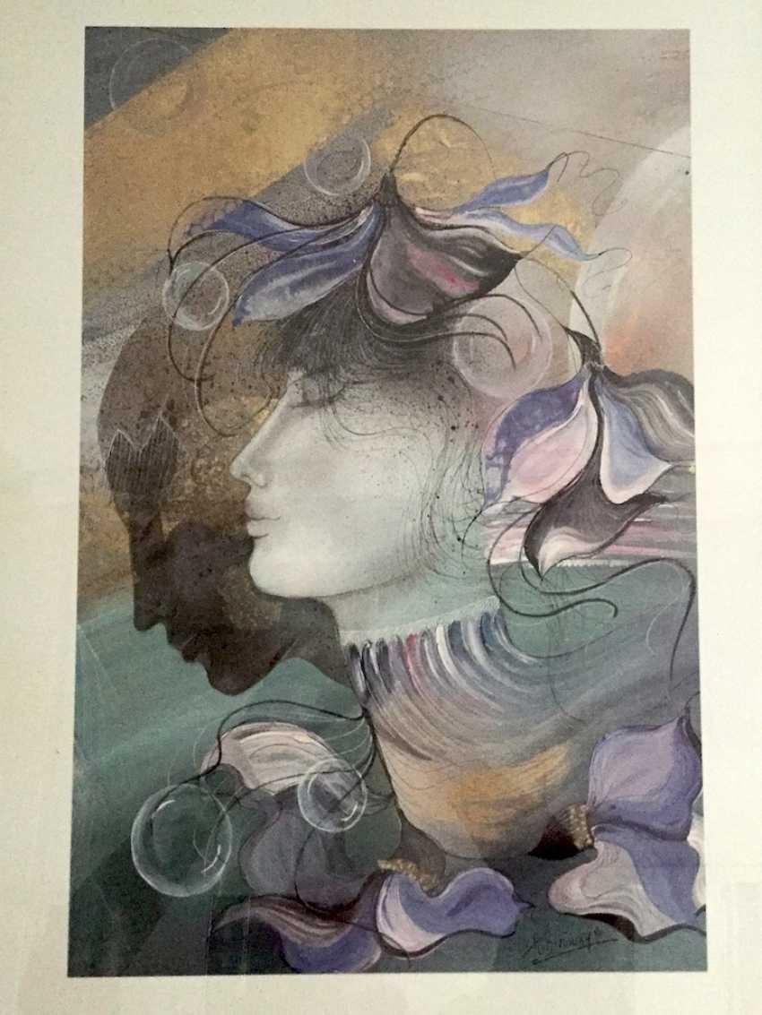 Хайди Bresinsky (1941): Две Головки. - фото 1