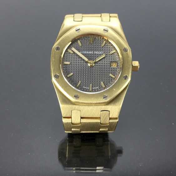 Audemars Piguet: Royal Oak Quartz Ladies Wristwatch. 18K Gold, date, Top, luxury, classic! - photo 2