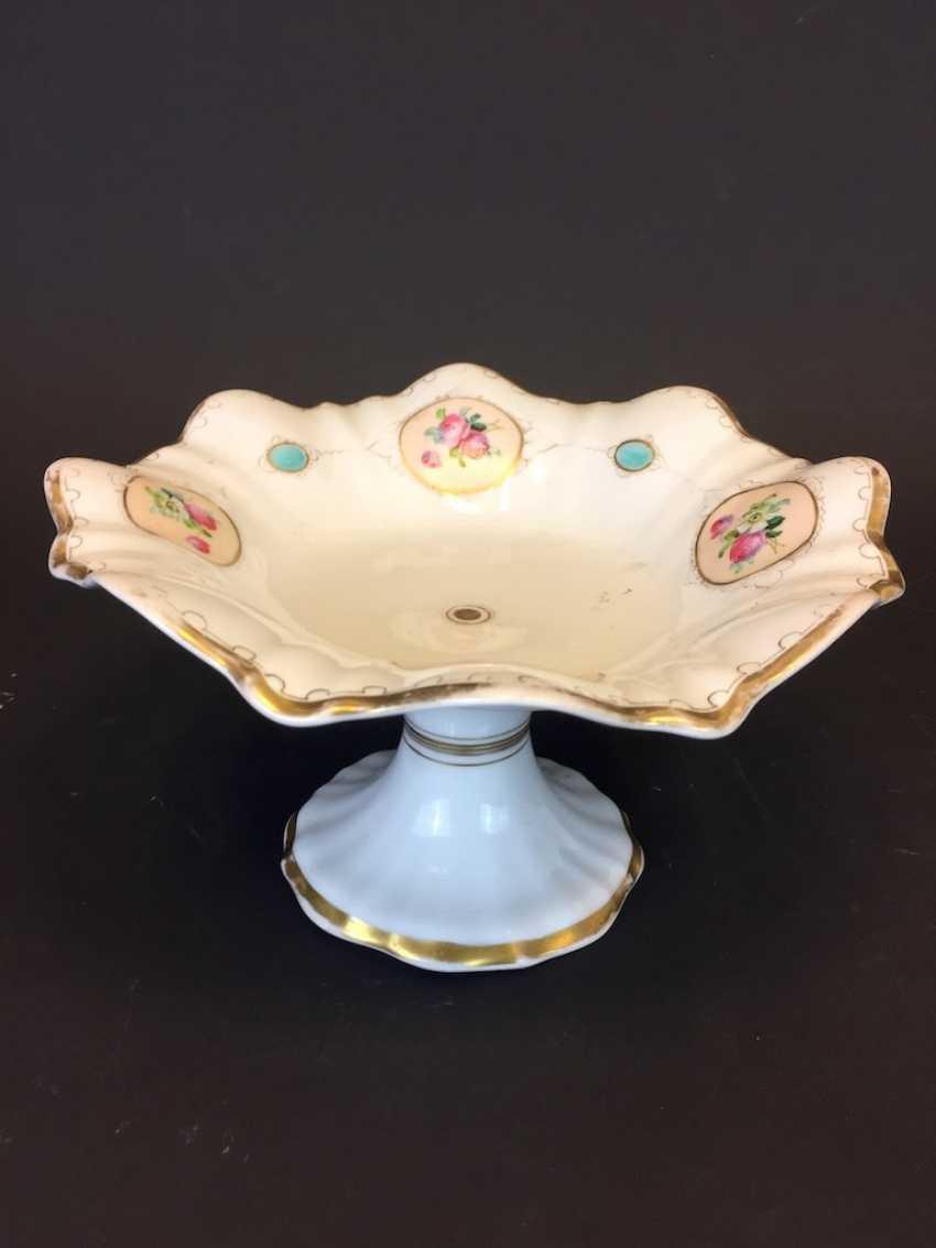 Biedermeier essay shell: KPM Berlin, porcelain, 1837 -1844. - photo 1