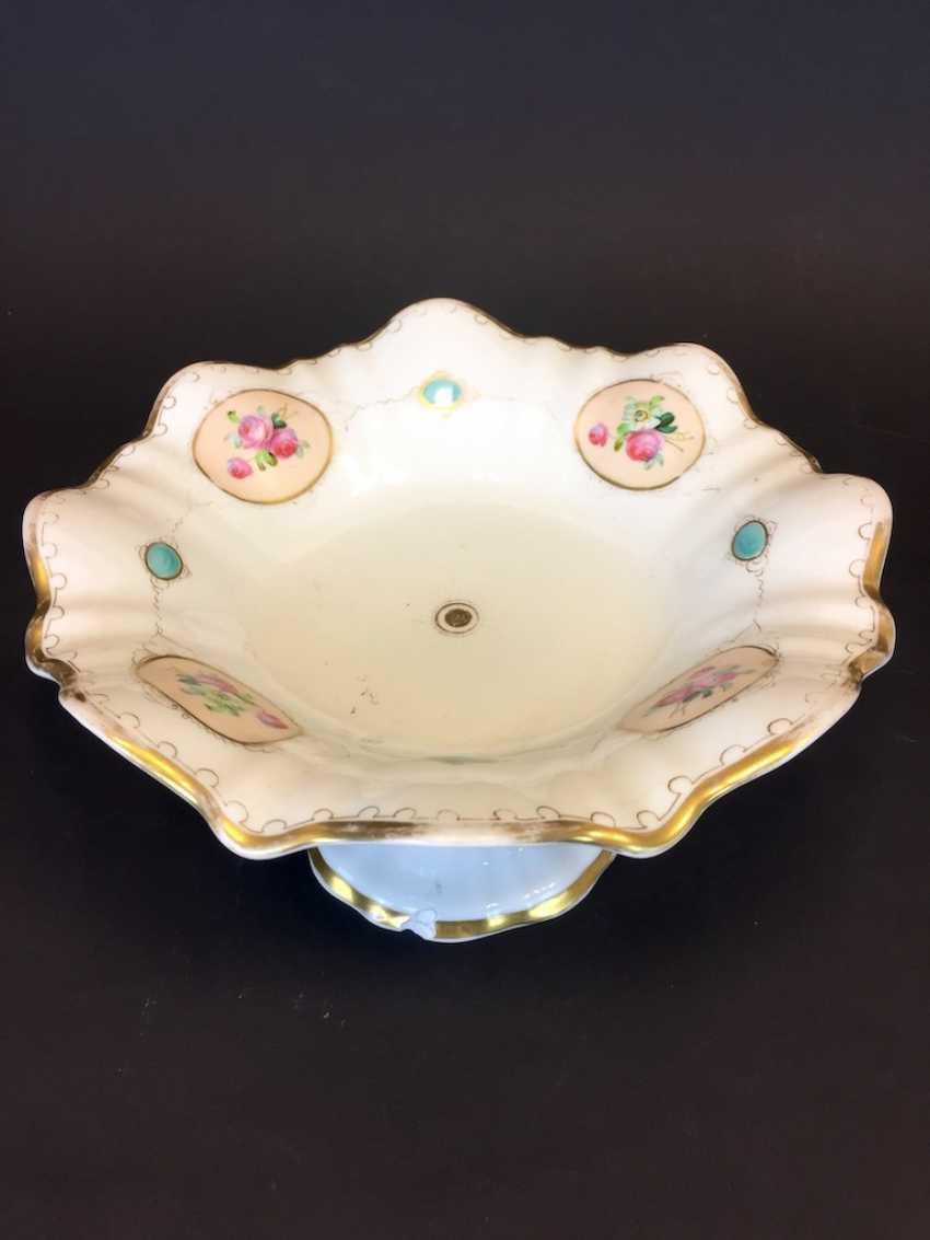 Biedermeier essay shell: KPM Berlin, porcelain, 1837 -1844. - photo 2