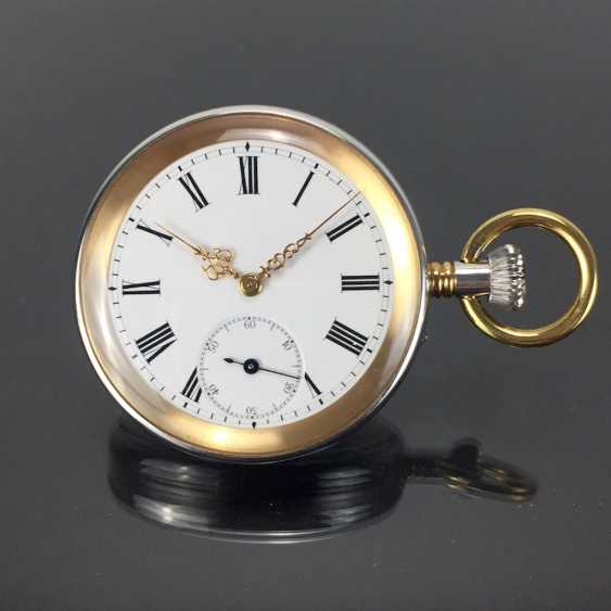 Mr pocket watch in a glass case - photo 1