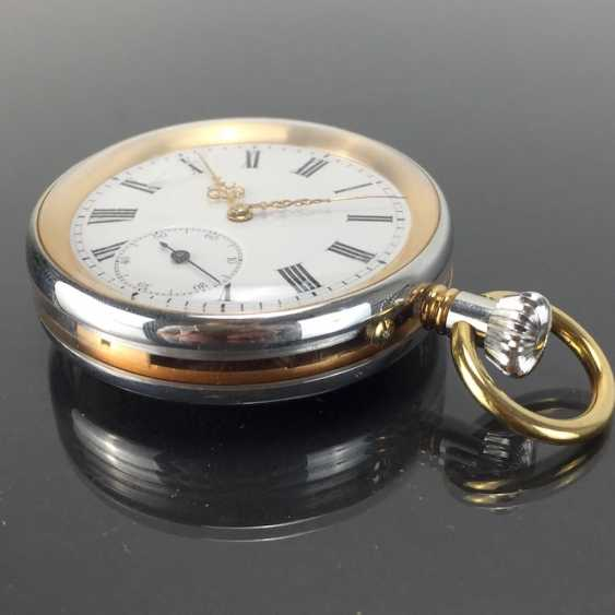 Mr pocket watch in a glass case - photo 5
