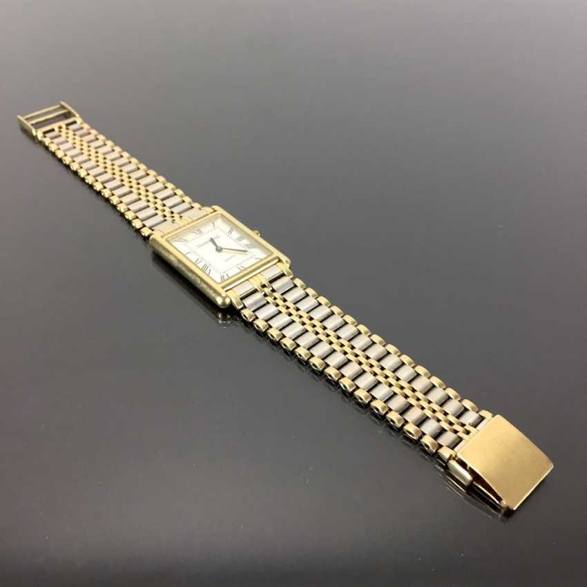 Heavy Mens Wrist Watch: Gold 585 / 14 K. - photo 4