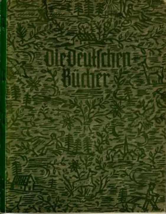 Les Allemands Livres: Au Printemps par des Allemands de la Terre et de la Randonnée et de l'Expérience Allemande de haute Montagne. - photo 1