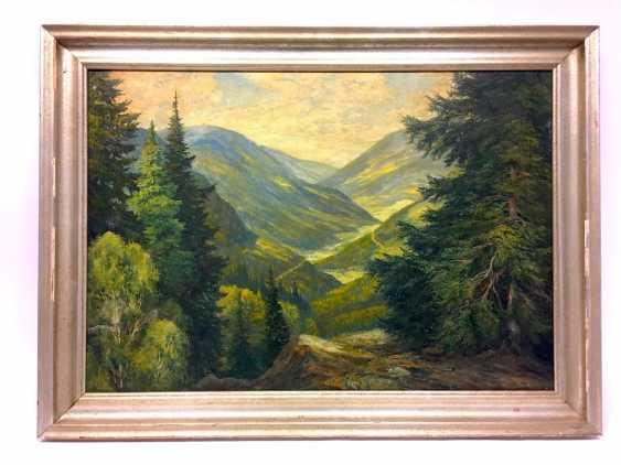 A. O. Noah: Mountain View. 1900. - photo 1