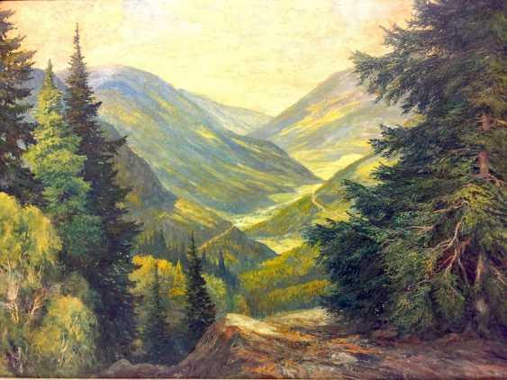 A. O. Noah: Mountain View. 1900. - photo 2