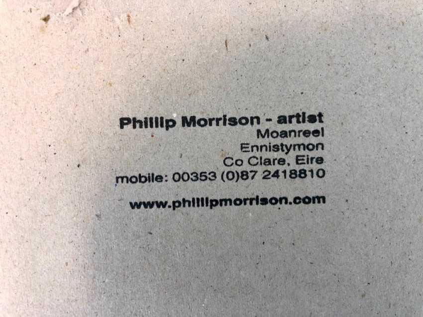 "Phillip Morrison: ""Ennistymon"". Irland, um 2014. - photo 2"