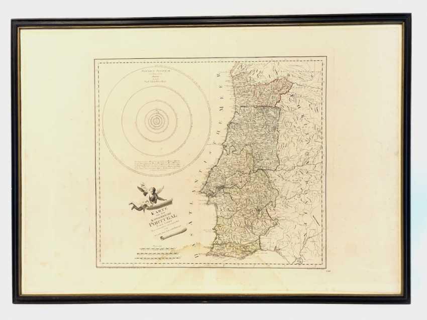 """Five watercolours: Many Jost: """"ostpreußi cher land, the Fichtelgebirge, the Baltic sea in Warnicken in East Prussia"""". 20. Century - photo 3"""