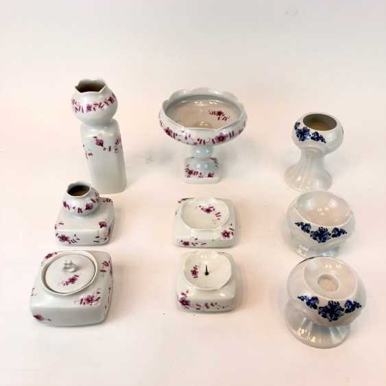 Great Post porcelain: bowls, vases, boxes, candle stand and much more. Perfectly. - photo 1
