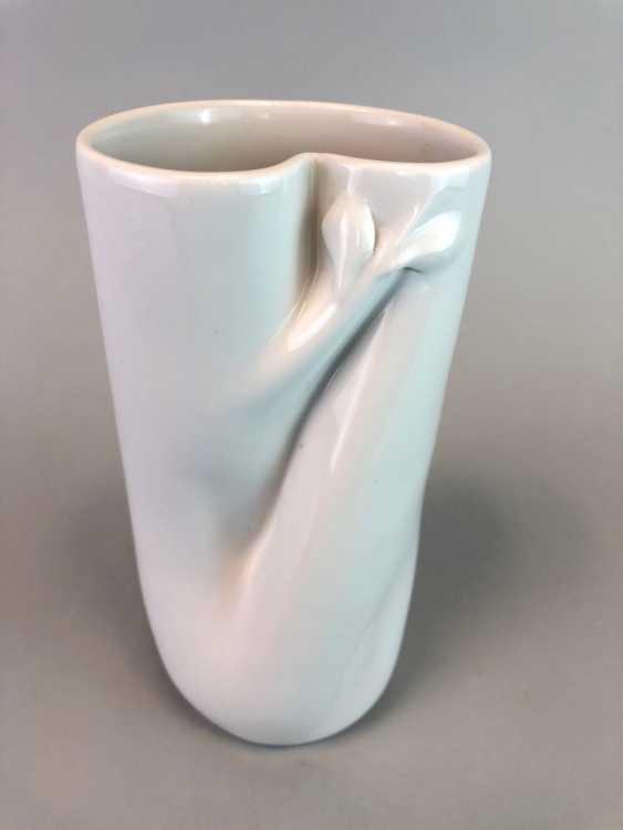 Designer Vase: Meissen Porcelain. - photo 2