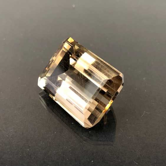 Large Smoky Quartz: Emerald-Cut. 52,10 carat. - photo 2