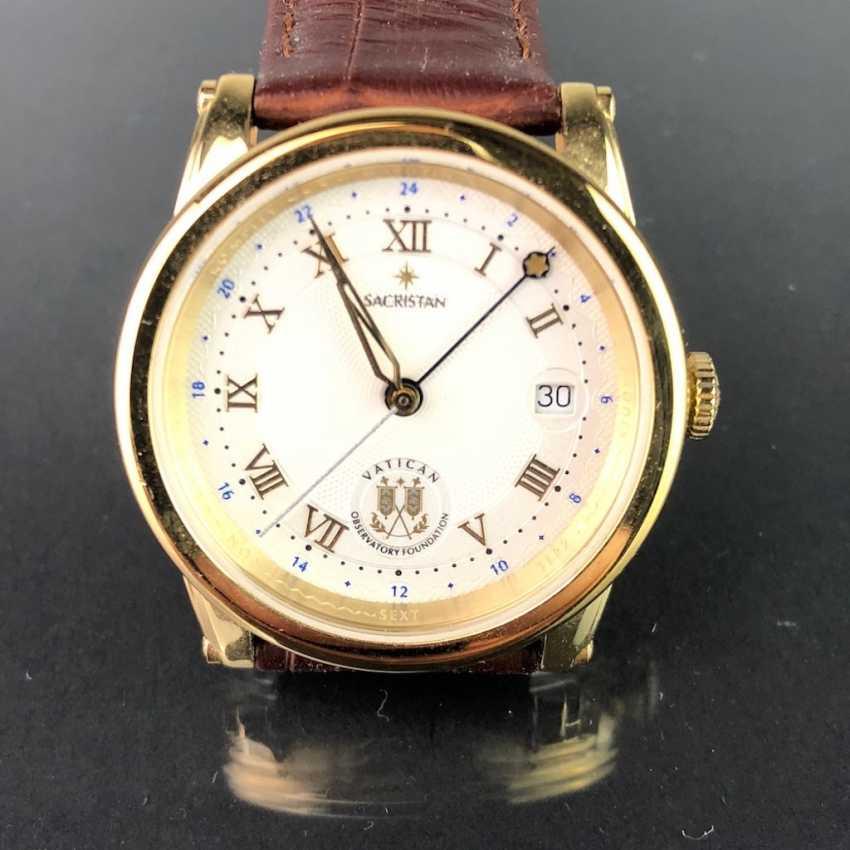 Mr watch: KRONSEGLER SACRISTAN men's watch. - photo 2