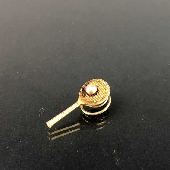 Tennis Pin - photo 1