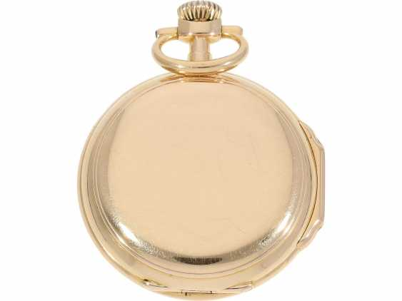 """Pocket watch: very rare Patek Philippe ladies savonnette """"Louis XV"""", No. 69928 delivered to Pleister in London, CA. 1885 - photo 4"""