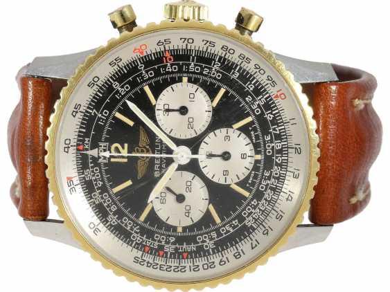 Armbanduhr: vintage Breitling Chronograph, Navitimer 81600, ca.1990 - photo 1