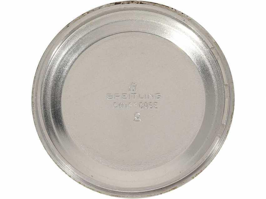 Armbanduhr: vintage Breitling Chronograph, Navitimer 81600, ca.1990 - photo 3