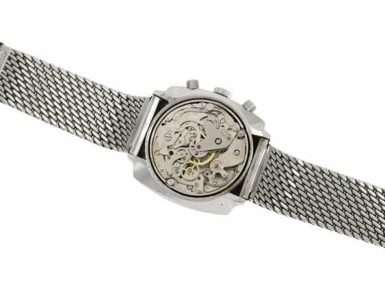 "Watch: sought-after vintage Chronograph Breitling ""Datora"" Valjoux 7734, 70s - photo 3"