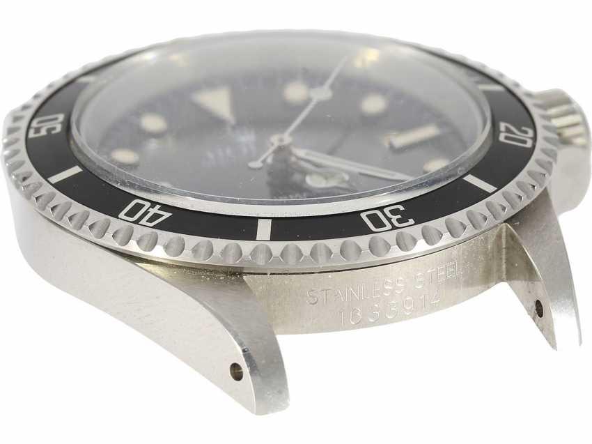 Watch: vintage Rolex Submariner Ref.5513 in very good condition - photo 6