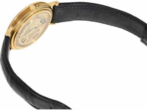 "Armbanduhr: komplizierte astronomische 18K Gold Herrenarmbanduhr Breguet ""Classique Mondphase Power Reserve"" Ref.3137 - photo 4"